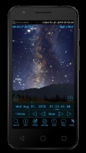 Aplikacje dla fotografów - SkySafari