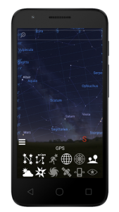 Aplikacje dla fotografów - Stellarium