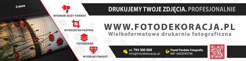 Fotograficzna drukarnia wielkoformatowa - FotoDekoracja.PL