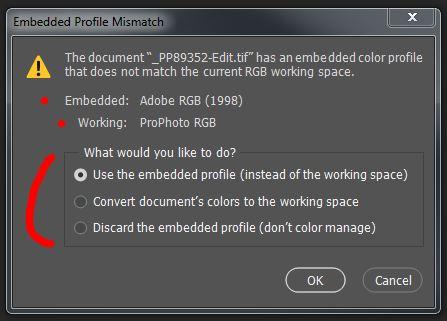Kolor - ustawienia Photoshopa CC 002