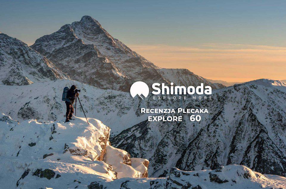 Shimoda Explore 60 - recenzja