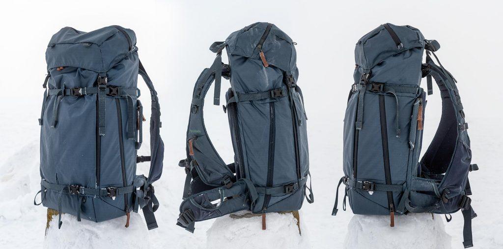 Shimoda Explore 60 - test/recenzja - plecak