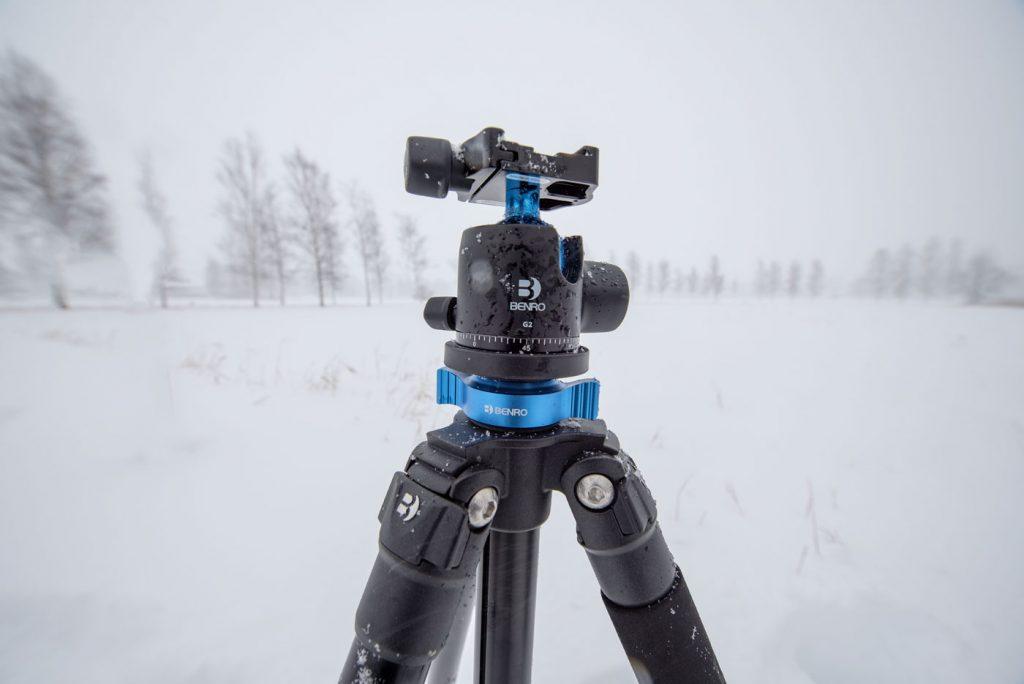 Statyw oraz głowica - jak robić ostre zdjęcia