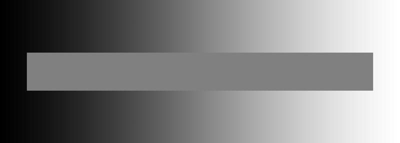Oświetlenie stanowiska do obróbki zdjęć - percepcja koloru